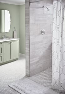 Moen Posi-Temp® 7 in. Tub and Shower Faucet in Polished Chrome MT2903EP