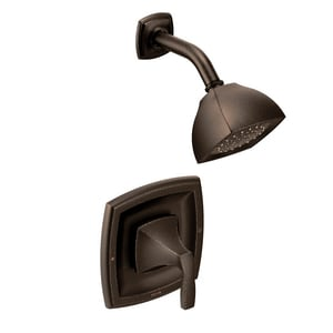 Moen Voss™ 1.75 gpm Shower Trim Kit with Single Lever Handle in Oil Rubbed Bronze MT2692EPORB