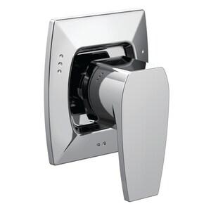 Moen Via™ Single Handle Bathtub & Shower Faucet in Polished Chrome (Trim Only) MTS2172