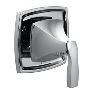 Moen Voss™ Single Handle Bathtub and Shower Faucet in Polished Chrome (Trim Only) MT4612