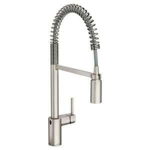 Moen Align™ 1 or 3-Hole Kitchen Sink Faucet with Single ...