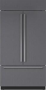 Sub Zero 42 in. Built-In French Door Refrigerator and Freezer in Panel Ready SBI42UFDO