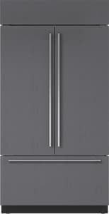 Sub Zero 18.3 cf Built-In French Door Refrigerator in Panel Ready SBI42UFDIDO