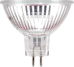 Sylvania 20W MR16 Halogen Light Bulb with GU5.3 Base SYL44860WFL