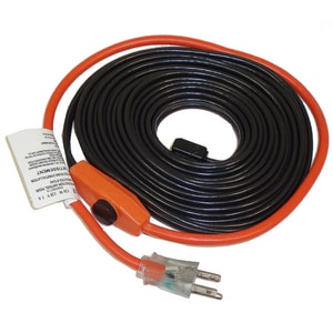Thermwell Products 12 ft. 7W 120V Heating Cable THC12