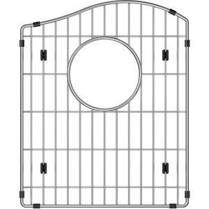 Elkay 12-1/4 x 15-1/16 x 1-1/4 in. Bottom Grid in Stainless Steel ELKOBG1417RSS