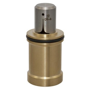 NIBCO 1880 Series 15.9 gpm 61 psi Brass, Stainless Steel and Rubber Medium Cartridge for Nibco 1880 Series Automatic Balancing Valve N1880DUHP159MEDIUM