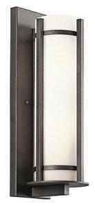 Kichler Lighting Camden 100W 2-Light Medium Lantern in Anvil Iron KK49120AVI
