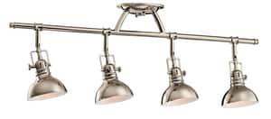 Kichler Lighting Hatteras Bay 50W 4-Light Flush Mount Track Light KK7704