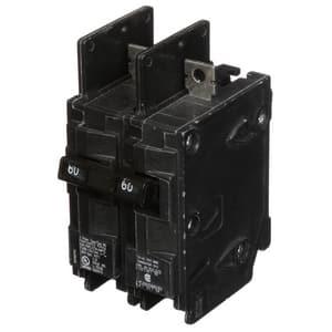 Siemens Energy & Automation 120/240V 60A 2-Pole Circuit Breaker SBQ2B060