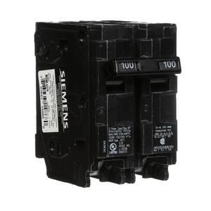 Siemens Energy & Automation 100 Amp 120 V 2-Pole Plug Inch Breaker SQ2100