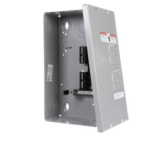 Siemens Energy & Automation 125 Amp One Phase 3 Wire Indoor Load Center SE0408ML1125S