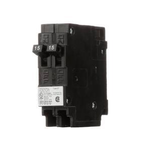 Siemens Energy & Automation 15 Amp 120 V 2-Pole Circuit Breaker SQ1515NC
