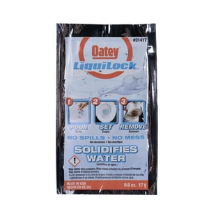 Oatey LiquiLock™ 0.6 oz. Gel for Closet Removal O31417