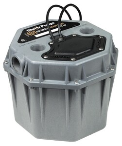 Liberty Pumps 404 Series 1/3 HP 115V Automatic Residential Drain Pump LIB404