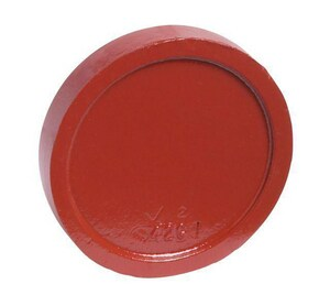 Victaulic FireLock™ Style 60-C 10 in. Grooved Ductile Iron Cap VAF86060PD0-NR