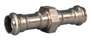 Victaulic FireLock™ Style P584 2 in. Press Carbon Steel Union VC020584XH5