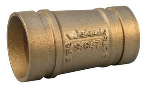 Victaulic FireLock™ Style 647 1-1/4 x 4 in. Dielectric Transition Fitting VF647CTT-NR