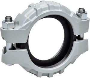 Victaulic FireLock™ Style 177N 6 x 6 in. Galvanized Flexible Coupling with E Gasket VL060177GEN