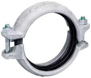 Victaulic FireLock™ Style 009N 1-1/4 in. Galvanized Rigid Coupling VL009NGE0