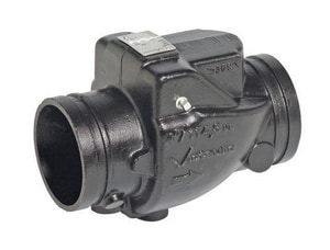 Victaulic FireLock™ Style 716 3 in. Ductile Iron Grooved Check Valve VV030716PE0