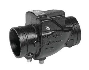 Victaulic FireLock™ Style 717 2-1/2 in. Grooved Check Valve VV024717PE0