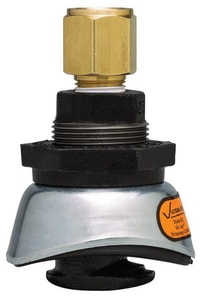 Victaulic FireLock™ Style 923 4 - 8 x 3/4 in. NST and BSPT 300 psi Black Ductile Iron Outlet VDOMCD20923PE0