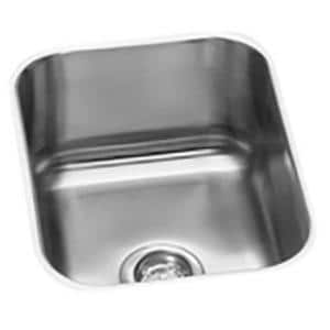 PROFLO® Plomosa 17 x 20 in. Stainless Steel Single Bowl Undermount Kitchen Sink PFUC304A
