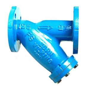 Zurn Wilkins Model FSC 10 in. Cast Iron Flanged Wye Strainer WFSC10 at Pollardwater