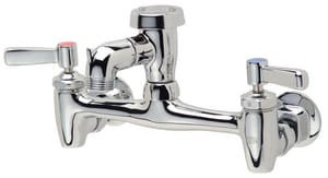 Zurn AquaSpec® 2.2 gpm Service Sink Faucet with Lever Handle in Polished Chrome ZZ843L190CSYJ