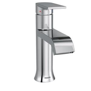 Moen Genta™ Single Handle Centerset Bathroom Sink Faucet in Polished Chrome M6702