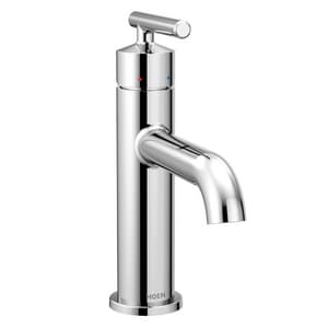 Moen Gibson™ Single Handle Centerset Bathroom Sink Faucet in Polished Chrome M6145
