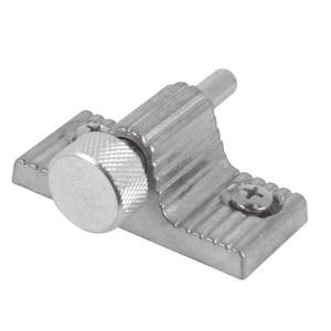 Primeline Products Single Door and Window Lock in Zinc PMP4002