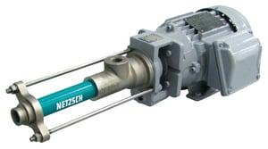 Netzsch Pumps NA LLC 64 gph 150 psi 230/460V 3-Phase Metering Pump NQS038 at Pollardwater