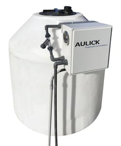 Aulick Chemical Solutions 17 gpd 500 gal Tank Mount System ATMCFS50017GPD at Pollardwater