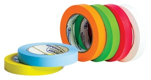 Bel-Art Products Low Temperature Blue, Green, Orange, Red, White and Yellow 40 yd. Tape (Roll of 6) BF134630600 at Pollardwater