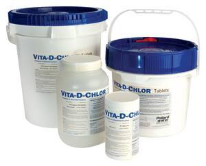 Integra Chemical Vita-D-Chlor™ Dechlorination Tablets 40 Tablets PVITADCHLOR40 at Pollardwater