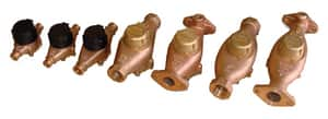 18 in. Weir Adapter for Aluminum Pipe T18ADPT at Pollardwater