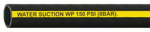 Abbott Rubber Co Inc 3 in. EPDM Suction Hose in Black A12103000 at Pollardwater