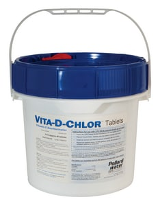 Integra Chemical Vita-D-Chlor™ Dechlorination Tablets 40 Tablets PVITADCHLOR40 at Pollardwater