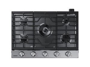 Samsung Electronics 30 in. 56000 BTU 5-Burner Gas Cooktop SNA30K6550TAA