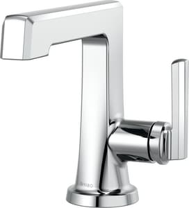 Brizo Levoir™ Single Handle Centerset Bathroom Sink Faucet in Polished Chrome D65098LFPC