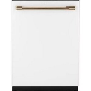 General Electric Appliances CAFE™ Dishwasher Handle Kit in Brushed Bronze GCXADTH1PMBZ
