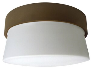 AFX Aria 3-5/8 in. 8W Flushmount Ceiling Fixture in Oil Rubbed Bronze AARMF07800L30D1RB