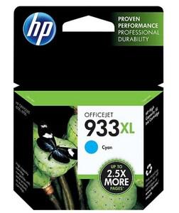 Hewlett-Packard 933XL Ink Cartridge in Cyan HCN054AN