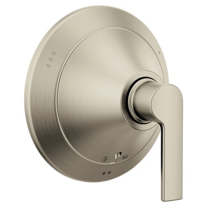 Moen Doux™ Single Handle Bathtub & Shower Faucet in Brushed Nickel (Trim Only) MTS9205BN