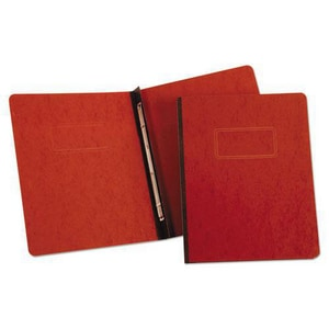 PressGuard Reinforced Hinge Report Cover in Red O12734EE