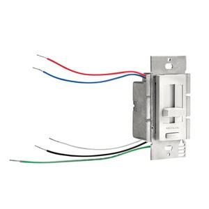 Kichler Lighting 100W 24V LED Driver Dimmer in White KK6DD24V100WH