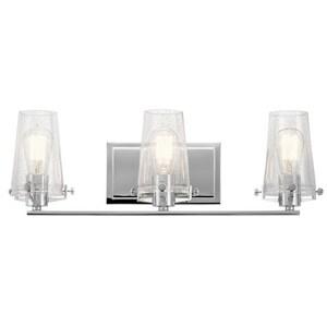 Kichler Lighting Alton 60W 3-Light Bath Light KK45297