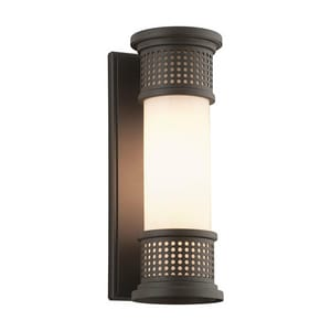 Troy Lighting Mcqueen *CVR* MCQUEEN 1LT WALL SM TB4671C
